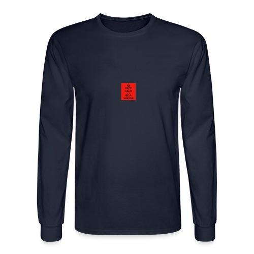 SAVAGE - Men's Long Sleeve T-Shirt