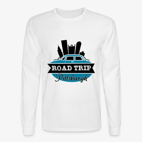 road trip - Men's Long Sleeve T-Shirt