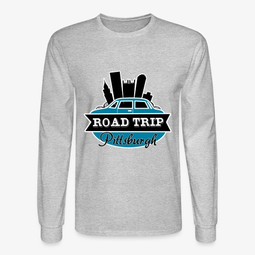 road trip - Men's Long Sleeve T-Shirt