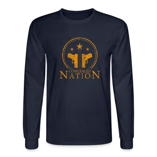 newlogo - Men's Long Sleeve T-Shirt
