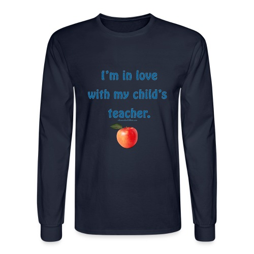 Homeschool Teacher - Dad - Men's Long Sleeve T-Shirt