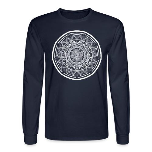 Circle No.1 - Men's Long Sleeve T-Shirt