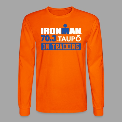 70.3 Taupo alt - Men's Long Sleeve T-Shirt