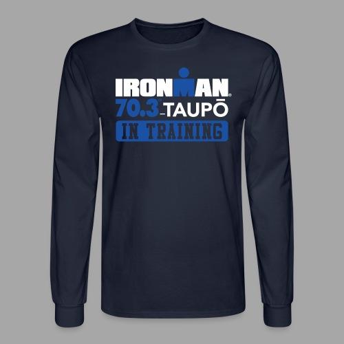 70.3 Taupo alt - Men's Long Sleeve T-Shirt