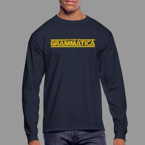 Battlestar Grammatica - Men's Long Sleeve T-Shirt