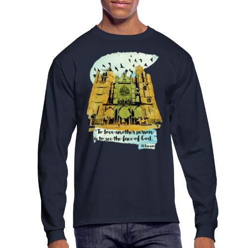 El camino - Men's Long Sleeve T-Shirt