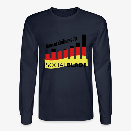 German YouTubers - Men's Long Sleeve T-Shirt
