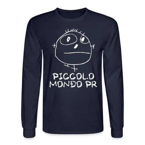 piccolomondoprv2n - Men's Long Sleeve T-Shirt