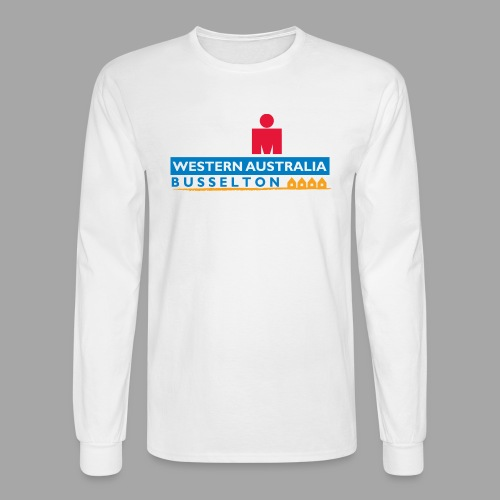 im western australia it alt - Men's Long Sleeve T-Shirt