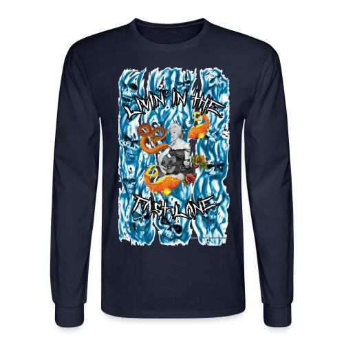 FastLane by GuitarLoversCustomTees gif - Men's Long Sleeve T-Shirt