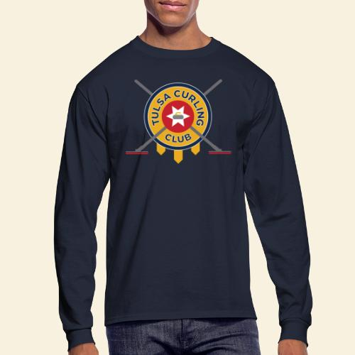 Full Logo - Men's Long Sleeve T-Shirt