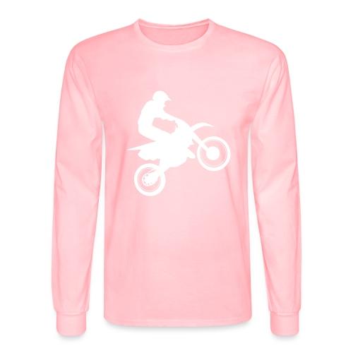 Motocross - Men's Long Sleeve T-Shirt