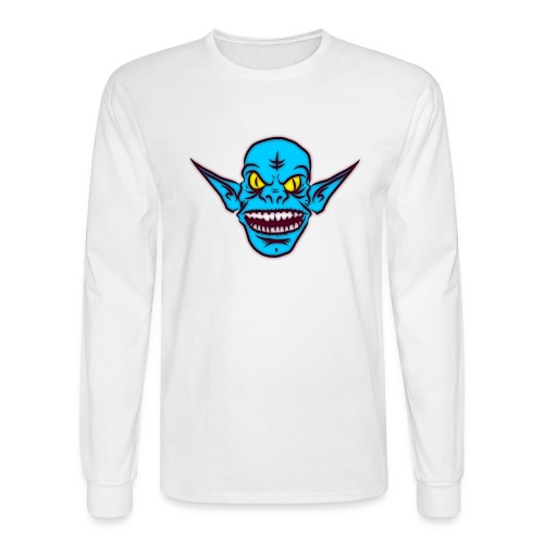 Troll - Men's Long Sleeve T-Shirt