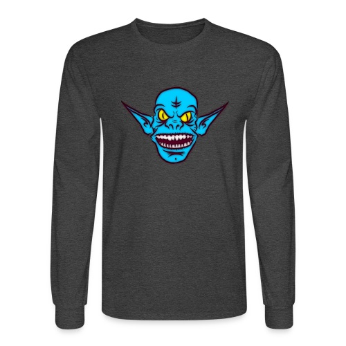 Troll - Men's Long Sleeve T-Shirt
