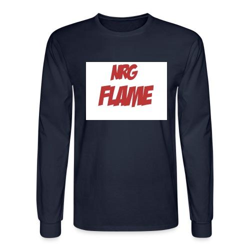 Flame For KIds - Men's Long Sleeve T-Shirt