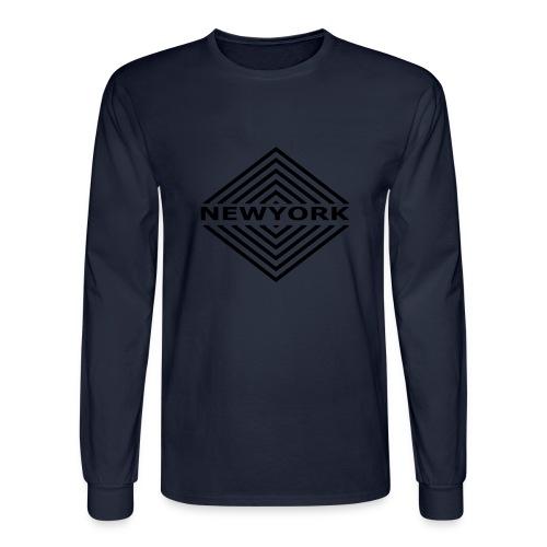 Newyork City by Design - Men's Long Sleeve T-Shirt