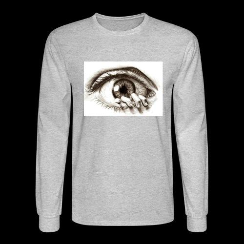 eye breaker - Men's Long Sleeve T-Shirt