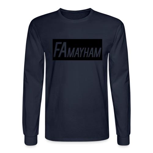 FAmayham - Men's Long Sleeve T-Shirt