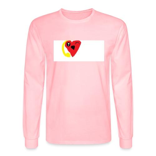 love heat - Men's Long Sleeve T-Shirt
