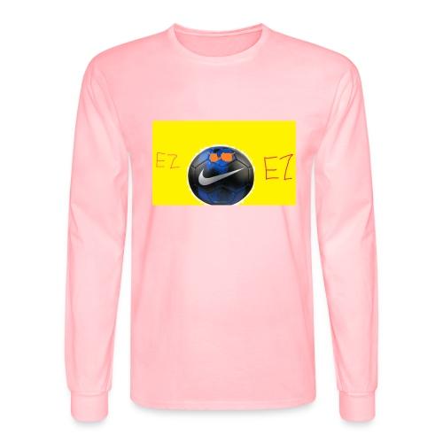 ez soccer tekkerz - Men's Long Sleeve T-Shirt