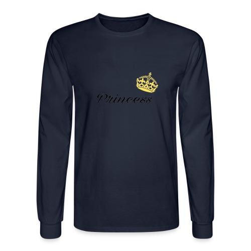 Princess - Men's Long Sleeve T-Shirt