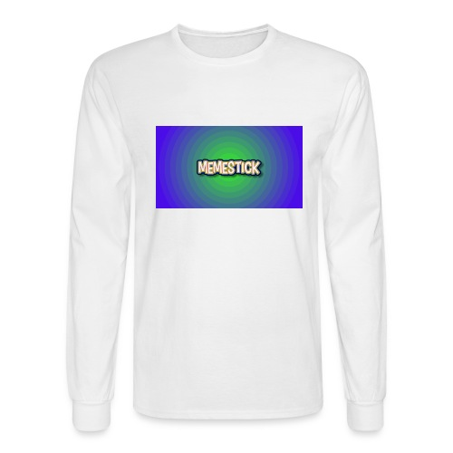 memestick symbol - Men's Long Sleeve T-Shirt