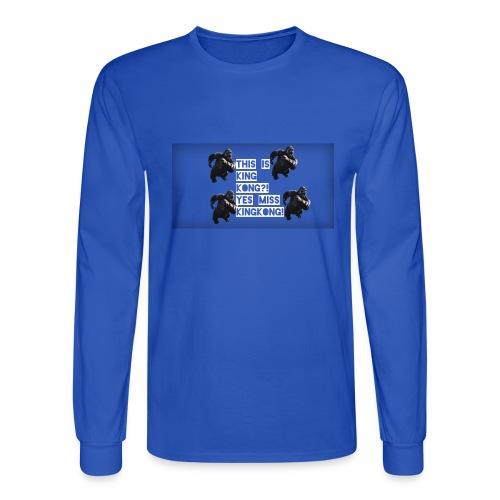 KINGKONG! - Men's Long Sleeve T-Shirt