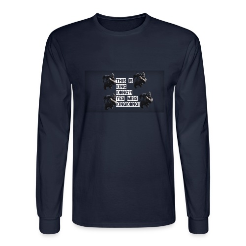 KINGKONG! - Men's Long Sleeve T-Shirt
