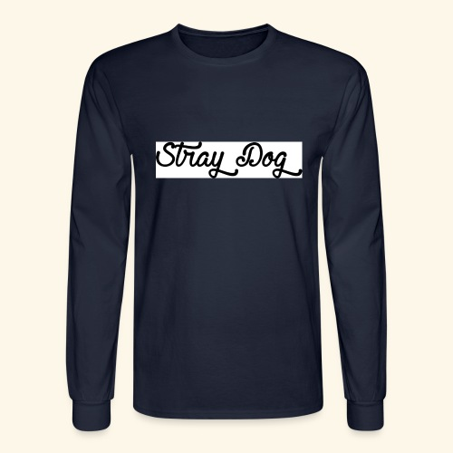straydog - Men's Long Sleeve T-Shirt