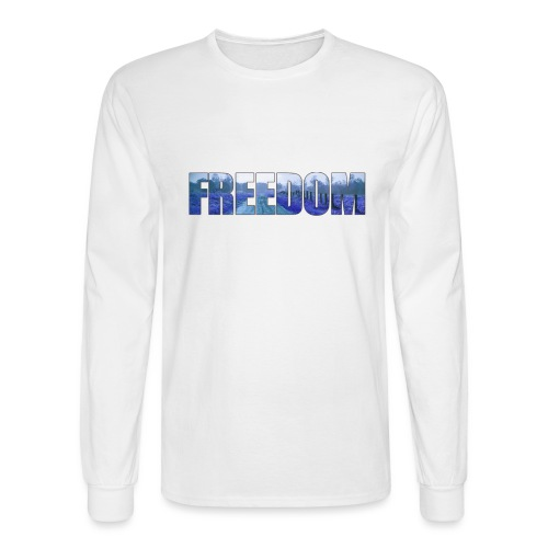 Freedom Photography Style - Men's Long Sleeve T-Shirt
