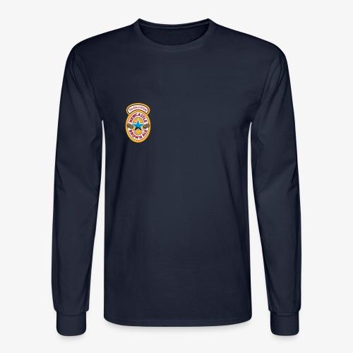 nba tshirt 3 - Men's Long Sleeve T-Shirt