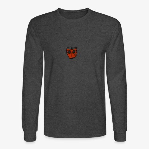 Scratched Mask MK IV - Men's Long Sleeve T-Shirt