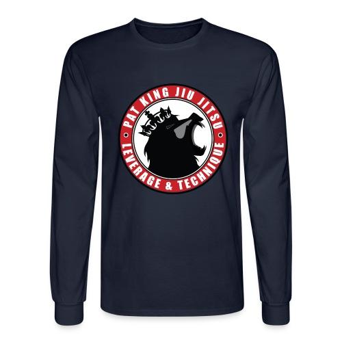 PK Merch grey22 - Men's Long Sleeve T-Shirt