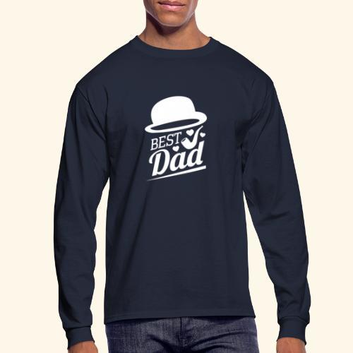BEST DAD - Men's Long Sleeve T-Shirt
