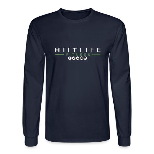 hlfsocialwht - Men's Long Sleeve T-Shirt