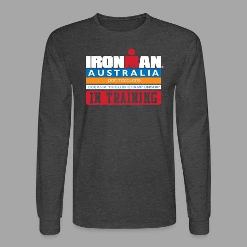 IRONMAN Australia alt - Men's Long Sleeve T-Shirt