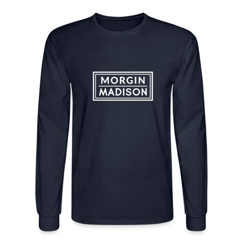 Morgin Madison - Men's Long Sleeve T-Shirt