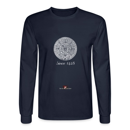 Since 1428 Aztec Design! - Men's Long Sleeve T-Shirt