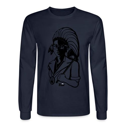 TwoLives - 7thGen - Men's Long Sleeve T-Shirt
