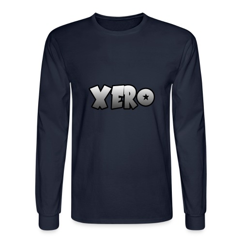 Xero (No Character) - Men's Long Sleeve T-Shirt
