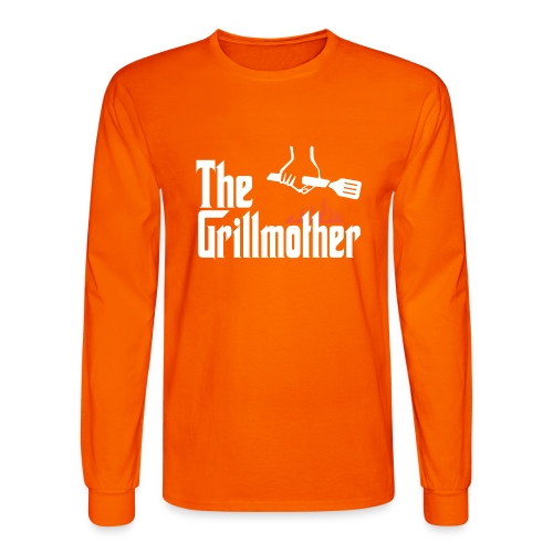 The Grillmother - Men's Long Sleeve T-Shirt
