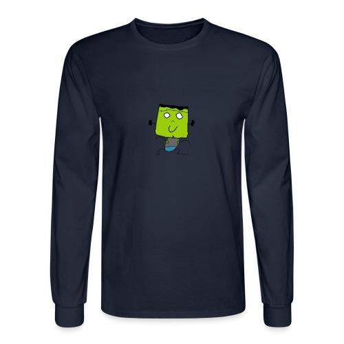 Frankenboy - Men's Long Sleeve T-Shirt