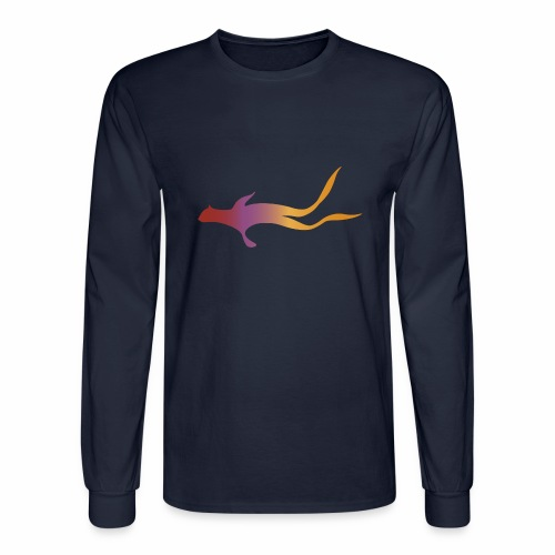 Catfish fade - Men's Long Sleeve T-Shirt