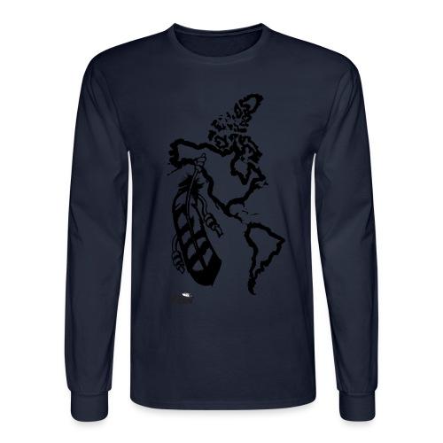 NativeLand - 7thGen - Men's Long Sleeve T-Shirt
