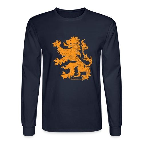 Dutch Lion - Men's Long Sleeve T-Shirt