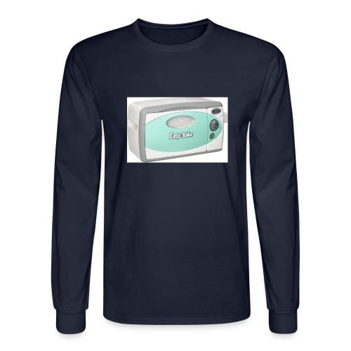 easy bake - Men's Long Sleeve T-Shirt