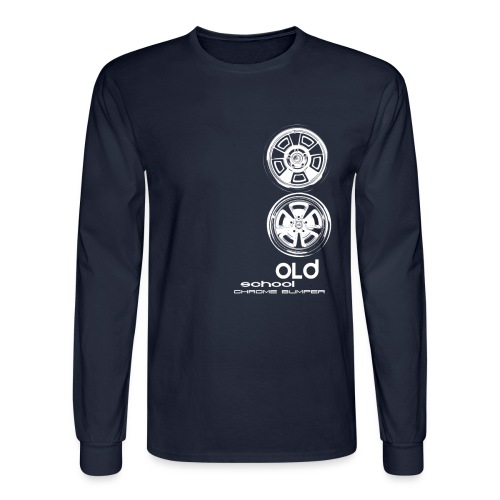 monaro rims - Men's Long Sleeve T-Shirt