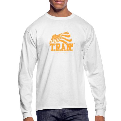 TRAN Gold Club - Men's Long Sleeve T-Shirt
