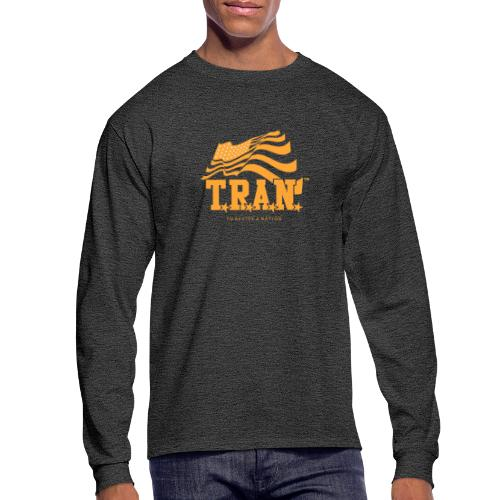 TRAN Gold Club - Men's Long Sleeve T-Shirt