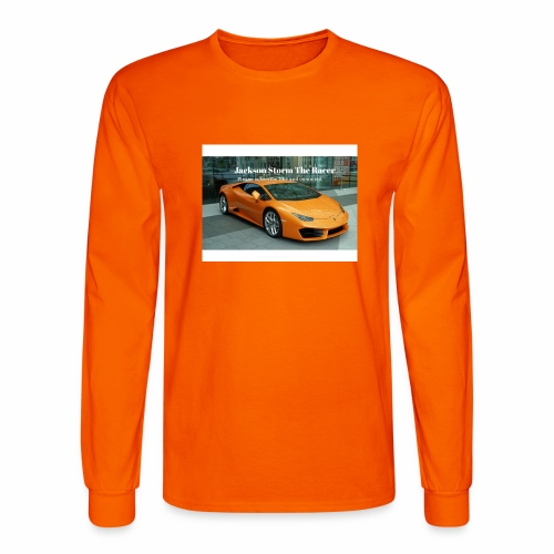 The jackson merch - Men's Long Sleeve T-Shirt